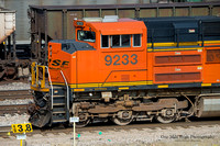 General Electric EMD SD70ACe (# 9233)