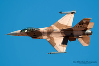 Lockheed F-16C-25-CF Falcon (84-1236) - 64th Aggressor Squadron
