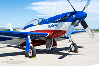 1993 North American/Aero Classics P-51D Mustang (N991R) - Hisey Aviation LLC