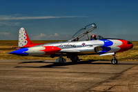 Lockheed T-33 Shooting Star (N514RH) - Roy Halladay
