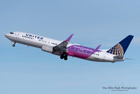Boeing 737-924ER (N66848) - March of Dimes Livery