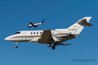 Raytheon Hawker 800XP (N595PD)
